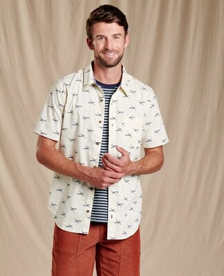 Toad&co M's Fletch SS Shirt