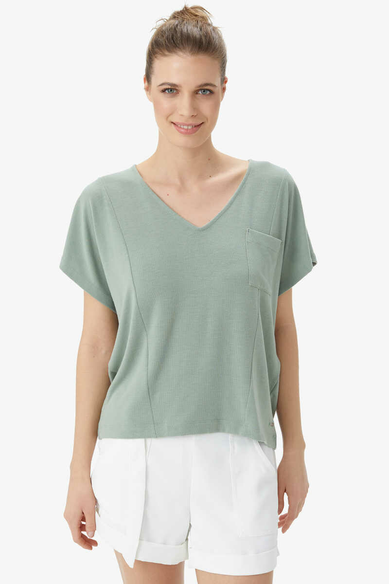 Lole downtown short sleeve top