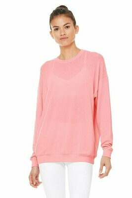 Alo Soho pullover luxe layer