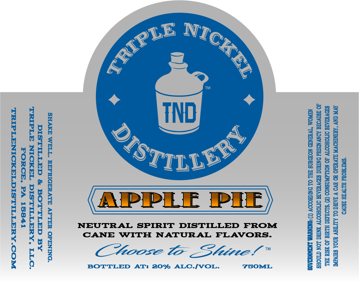 Apple Pie- 750ml