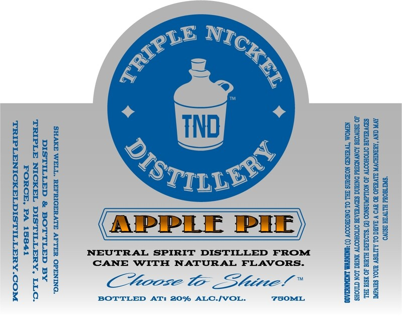 Apple Pie- 750ml