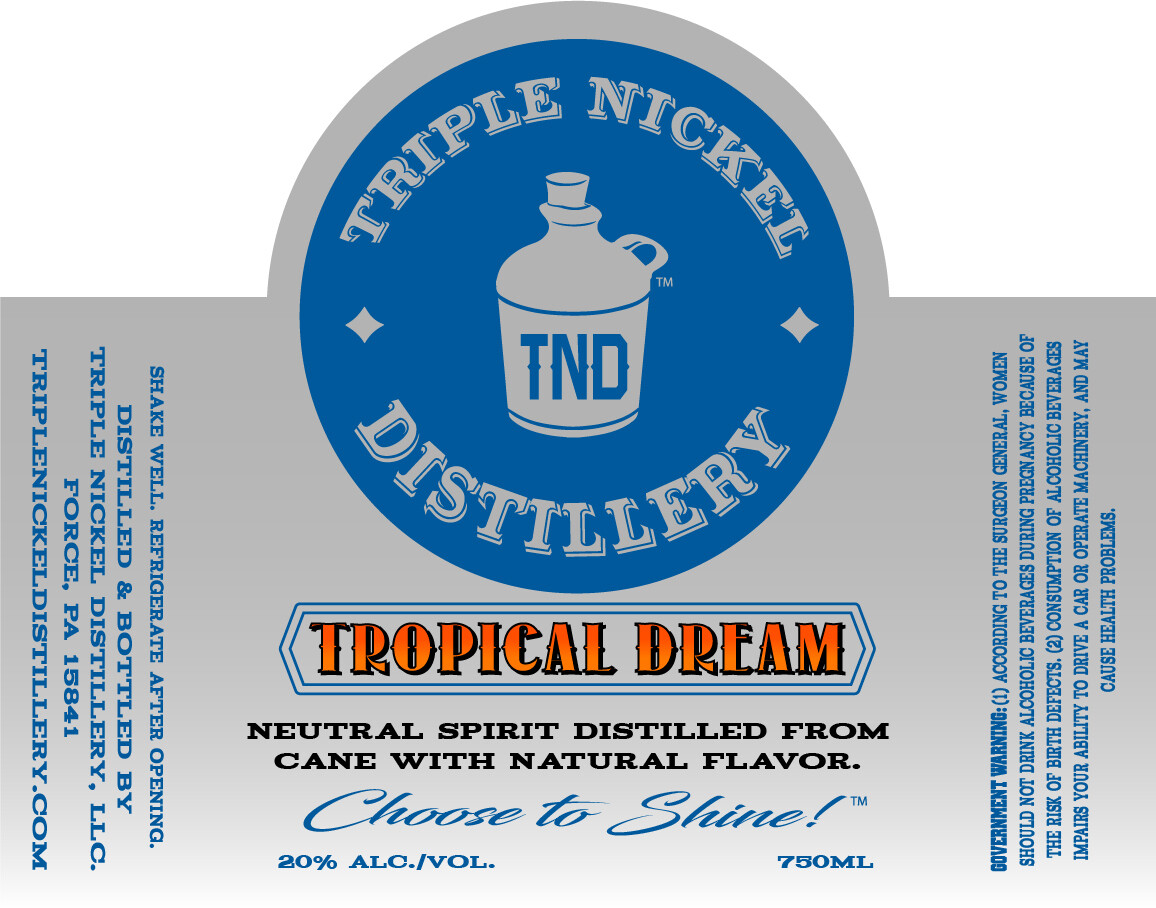 Tropical Dream- 750ml
