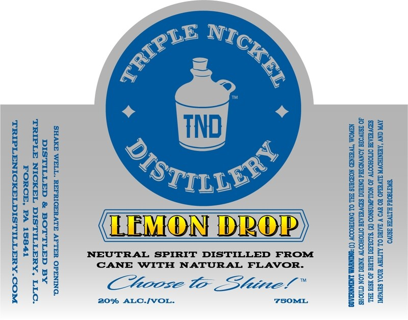Lemon Drop- 750ml