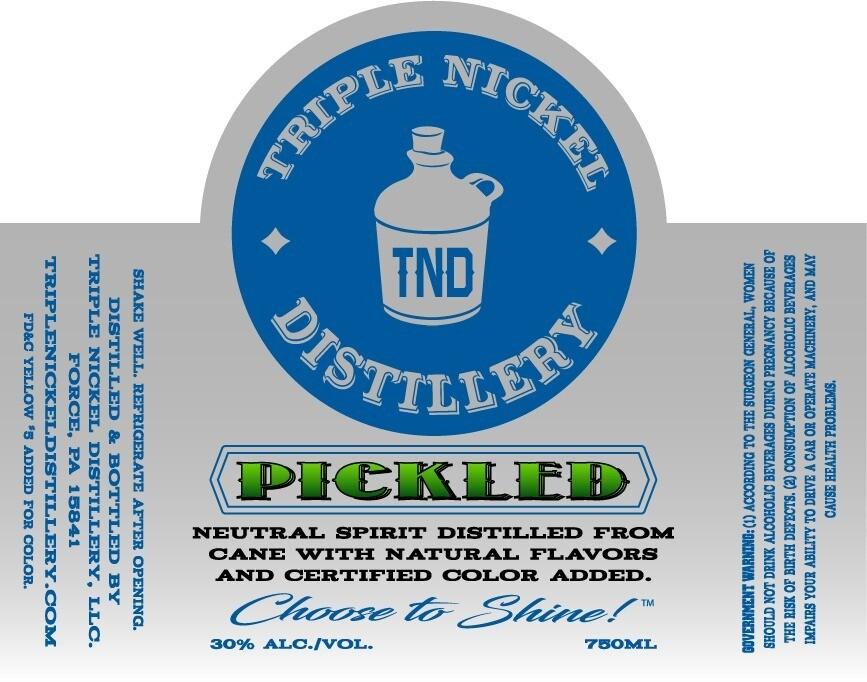 Pickled- 750ml