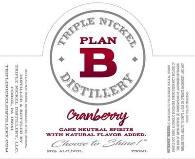 Cranberry- 750ml
