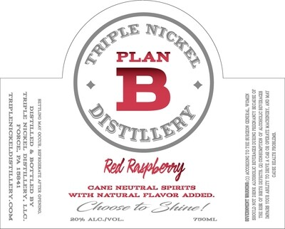Red Raspberry- 750ml