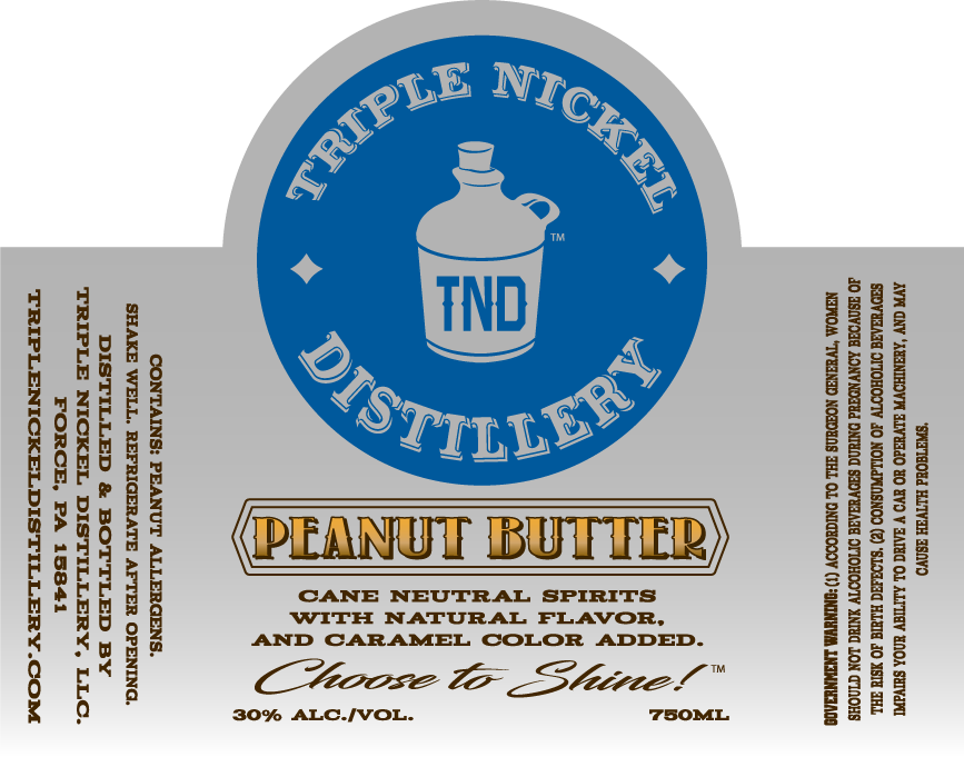 Peanut Butter- 750ml