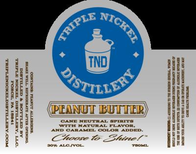 Peanut Butter- 750ml