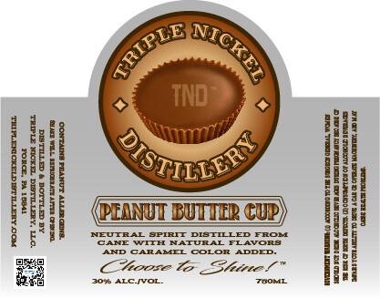Peanut Butter Cup - 750ml