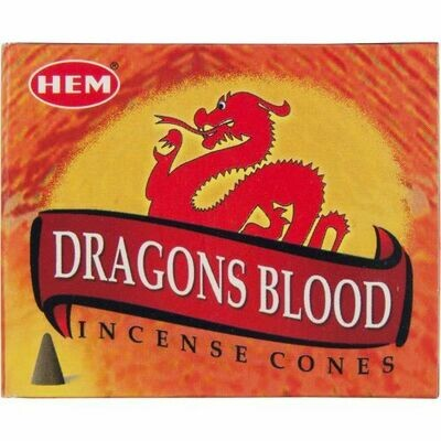 Hem cone Incense Dragon blood