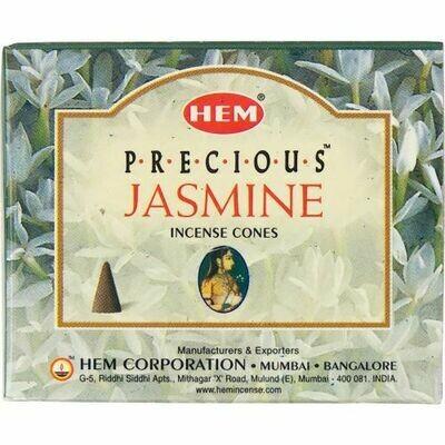 Hem cone Incense Jasmine
