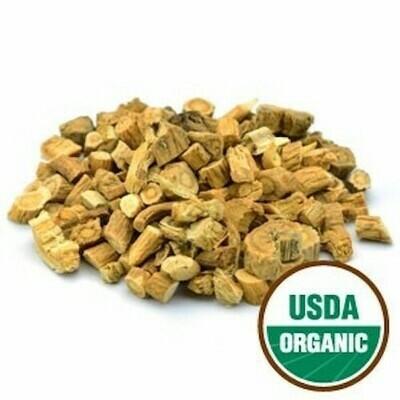 Astragalus root c/s organic 1 oz