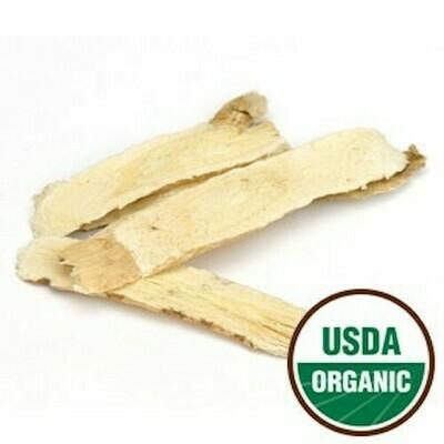 Astragalus Root sliced organic 1oz