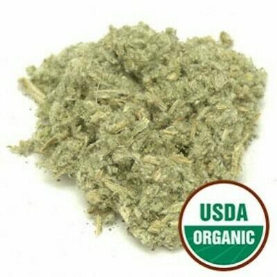 Artichoke Leaf c/s organic 1 oz