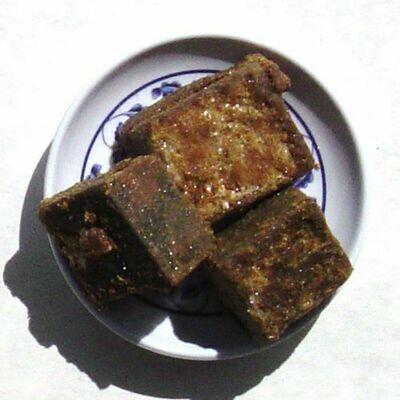 Dark Amber Resin 1/8 oz pack