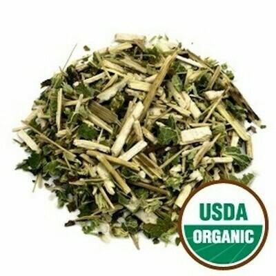 Boneset leaf c/s organic 1 oz