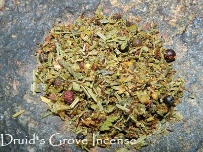 Druids Grove Incense 1/2 oz