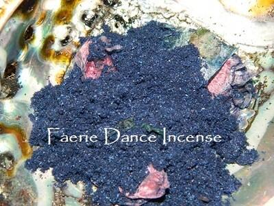 Faerie Dance Incense 1/2 oz