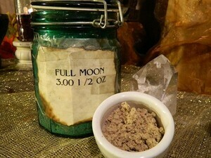 Full Moon Incense 1/2 oz