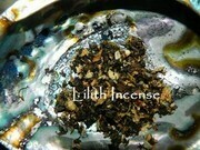 Lilith incense 1/2 oz