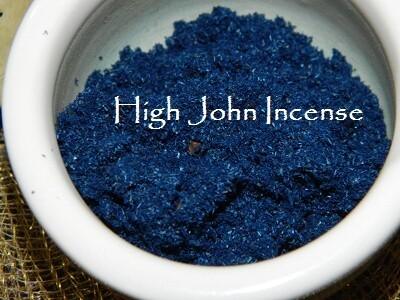 High John (John the Conqueror) Incense 1/2 oz