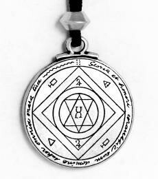 Luck Talisman pewter