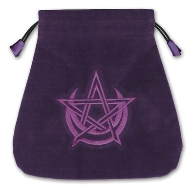 Pagan Moon Tarot Bag