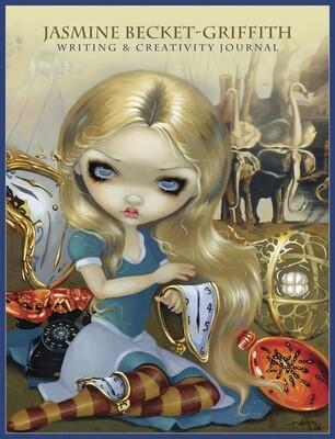 Jasmine Becket-griffith writing & creativity journal