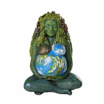 Gaia statue, small