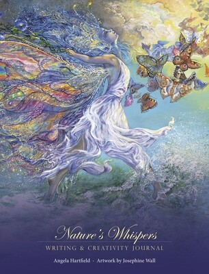 Nature's Whispers Writing and Creativity Journal