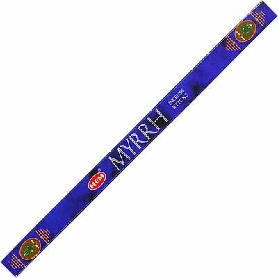 Hem Incense - Myrrh 8 stick