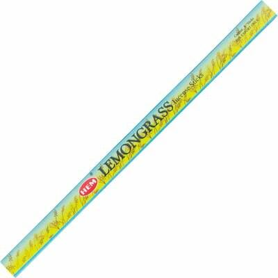 Hem Incense - Lemongrass 8 stick
