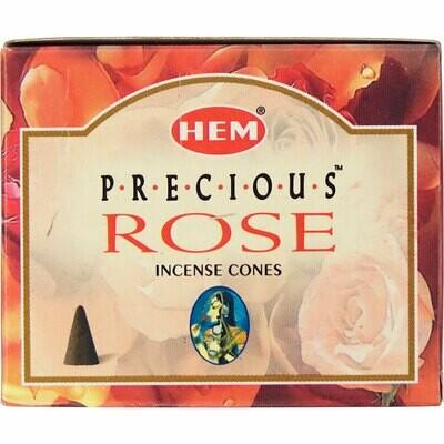 Hem cone incense rose