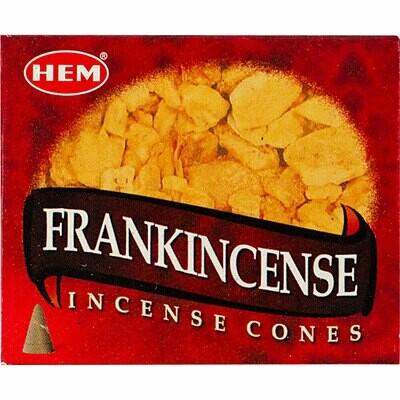 Hem cone Incense frankincense