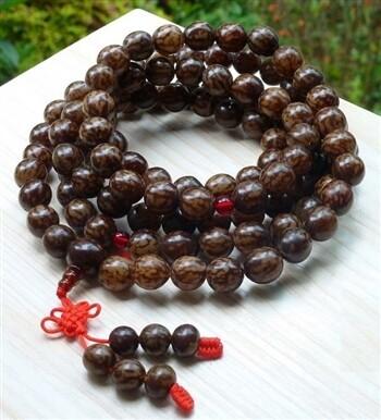 Buri Palm Nut Mala