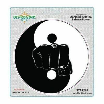 balance power sticker