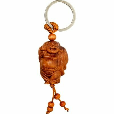 Buddha Key Chain