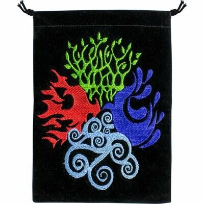 Velvet Bag 4 Elements