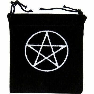 Velvet Bag Pentacle 4x4