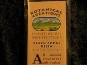 Botanical Creations Black copal