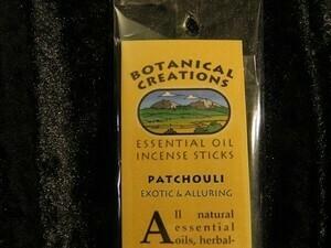 Botanical Creations Patchouli