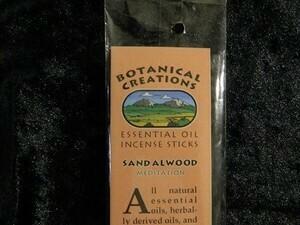 Botanical Creations Sandalwood