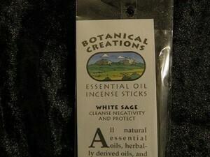 Botanical Creations white sage