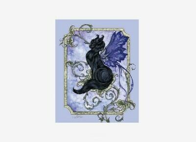 faery Cat sticker