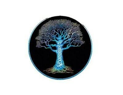 Knotwork-Celtic Tree sticker