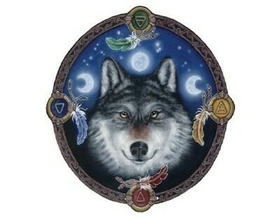 Guide (wolf) sticker