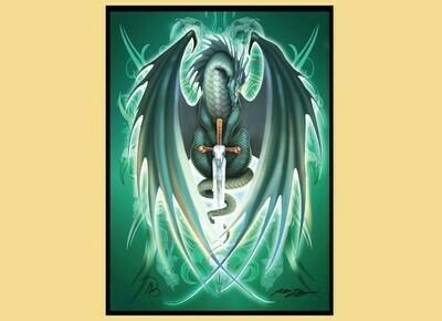 Skullblade Dragon