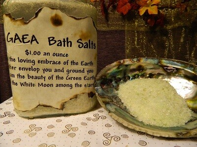 Gaea bath salt 5 oz