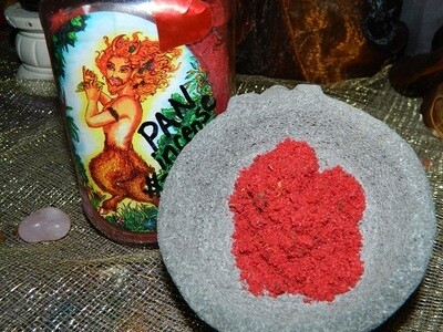 Pan incense 1/2 oz