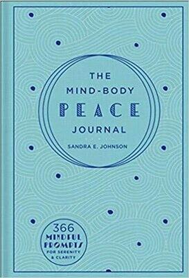 Mind body peace journal
